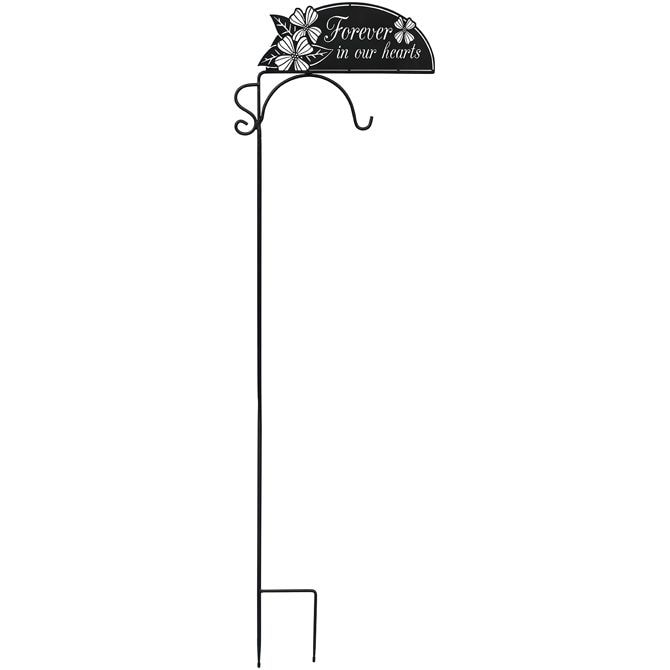 Forever in our Heart Garden Lantern/Chime Stake