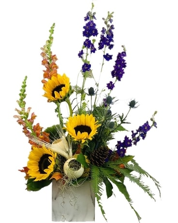 Harvest Fields Flower Arrangement