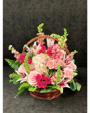 PINKBERRY Flower Arrangement