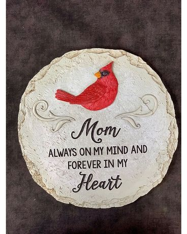 Cardinal  MOM Stepping Stone Gifts