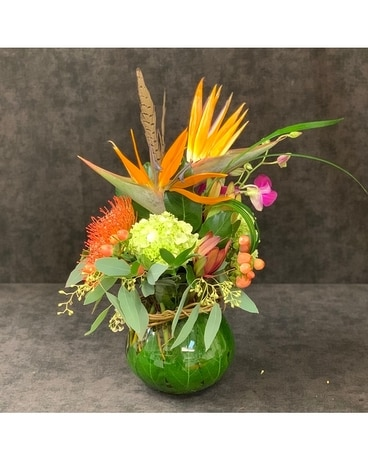 Beyond Paradise Flower Arrangement