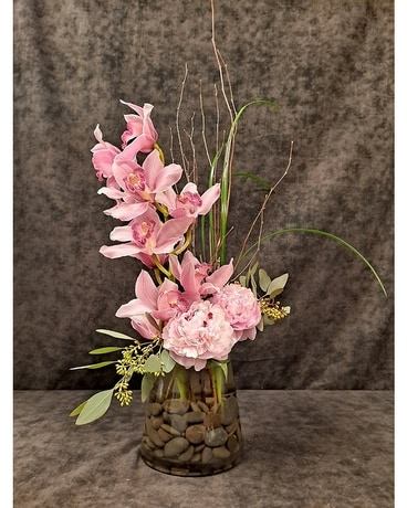 Orchid Blush Flower Arrangement