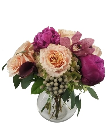 Passionate Peonies Flower Arrangement