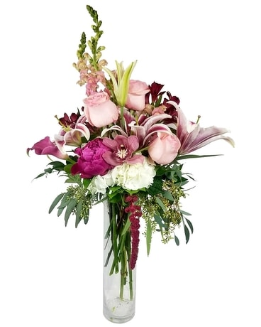 Lovestruck Flower Arrangement