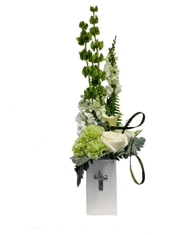 Faith Flower Arrangement