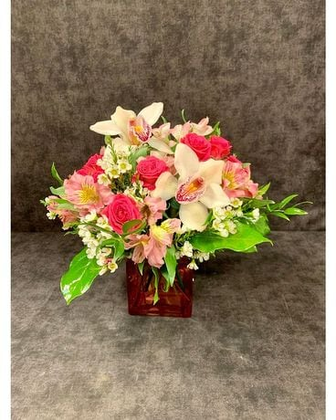 Cherry Blossom Flower Arrangement