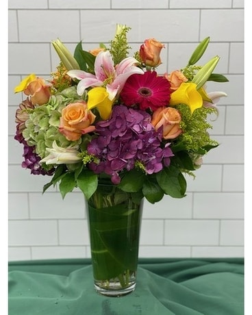 Floral Romance Flower Arrangement