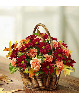 Autumn Arrangement Flower Arrangement