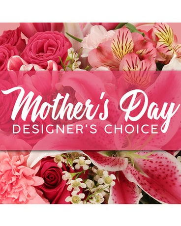 Thank You Mom - Designer's Choice Flower Arrangement