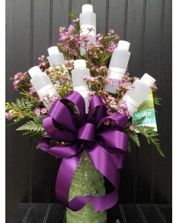 Hand Sanitizer Bouquet Flower Arrangement