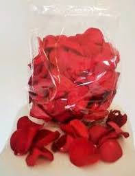 Bagged Rose Petals