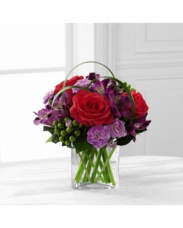 Be Bold Bouquet Flower Arrangement