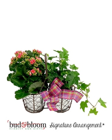 Farmhouse Blooms Flower Arrangement