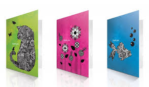 Full-Sized Greeting Cards