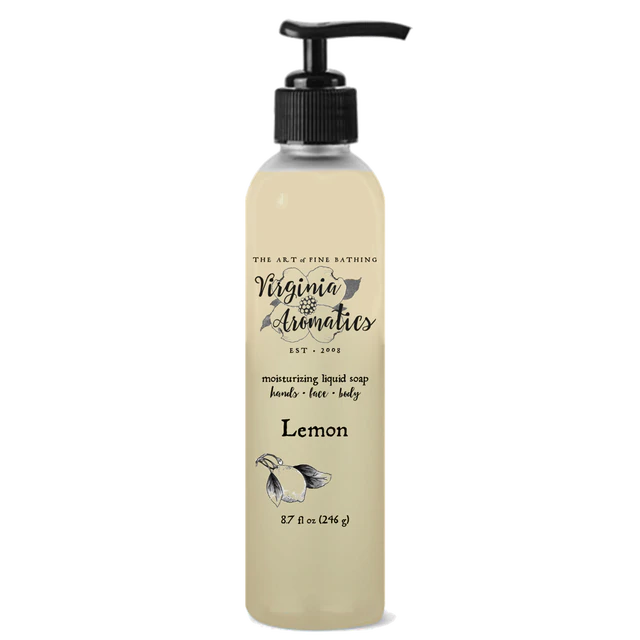 Virginia Aromatics Liquid Soap