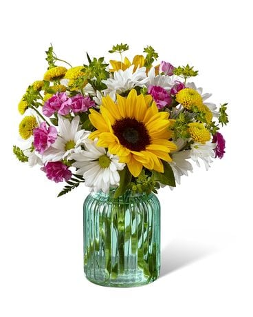 Sunlight Meadows Flower Arrangement