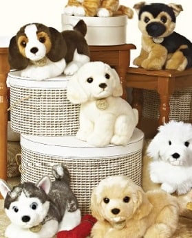 Stuffed Animal - Assorted Dogs
