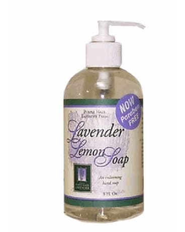 8 oz. Lavender Liquid Soap Gifts