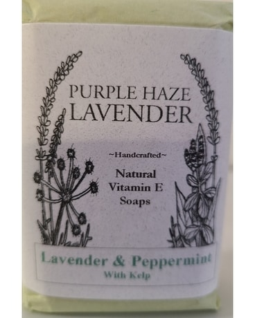Purple Haze Lavender & Peppermint soap Gifts