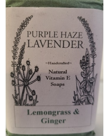 Purple Haze Lavender Lemongrass & ginger Gifts