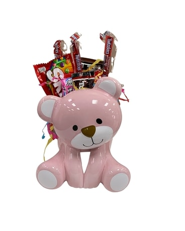 Sweet, Sweet Girl Gift Basket