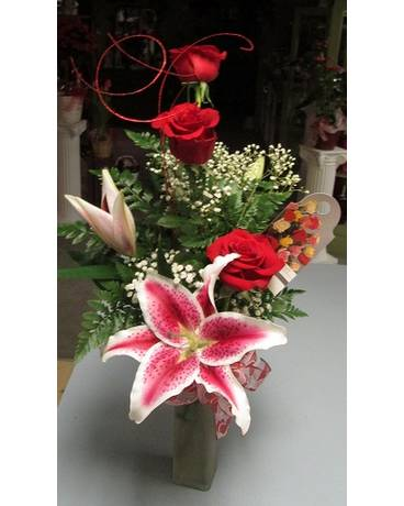 Just Because Flowers Delivery Sunnyside Wa Morris Floral Gift Inc