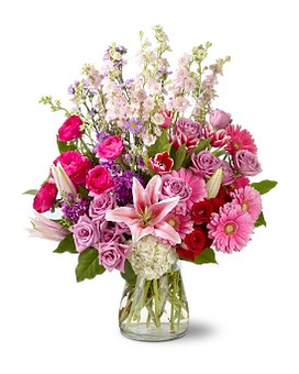 Sweet Symphony Flower Arrangement