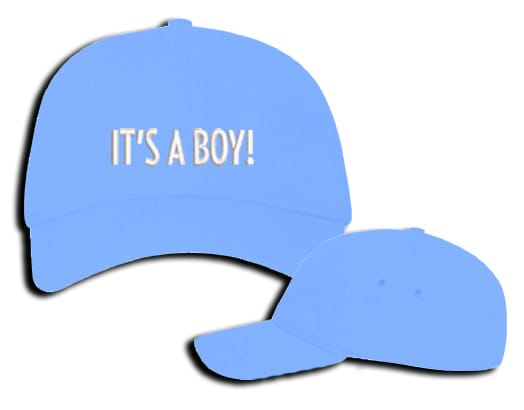 It's A Boy! Hat