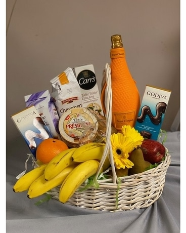 New Year's Gift Basket Gift Basket