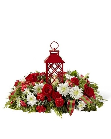 Red Lantern Centerpiece Centerpiece
