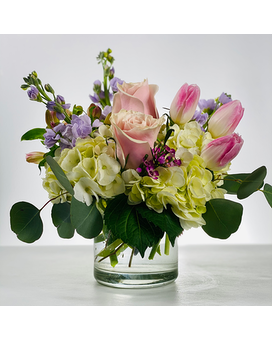 Sweet Sherbet Flower Arrangement