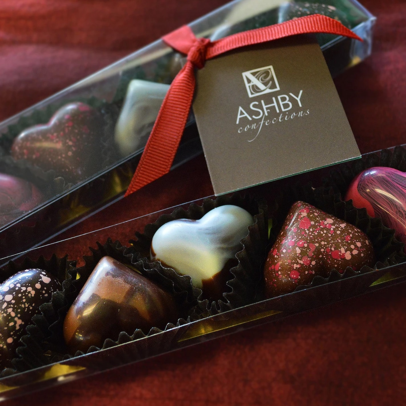 Ashby Chocolates - Clear Box