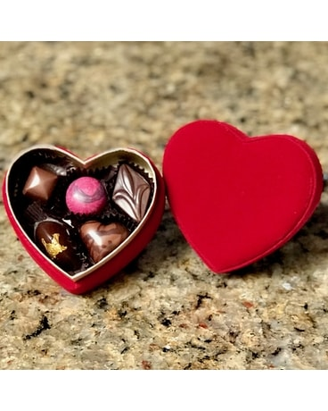 5 Handmade Truffles by Ashby Confections Gifts