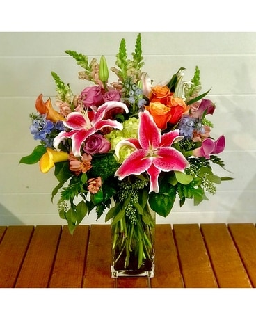 Star Bright Flower Arrangement