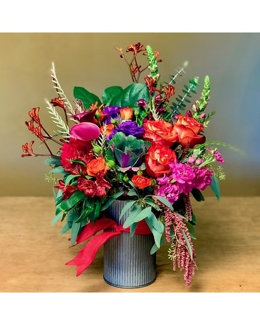 Gypsy Dancer Flower Arrangement