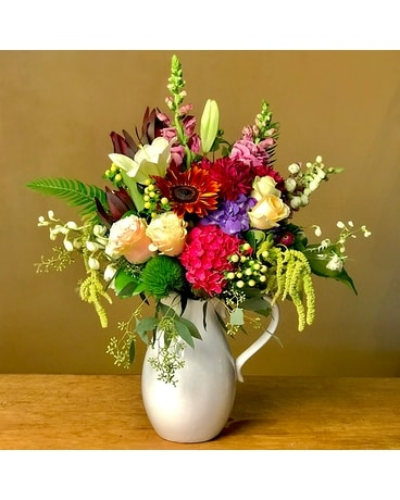 Country Blooms Flower Arrangement