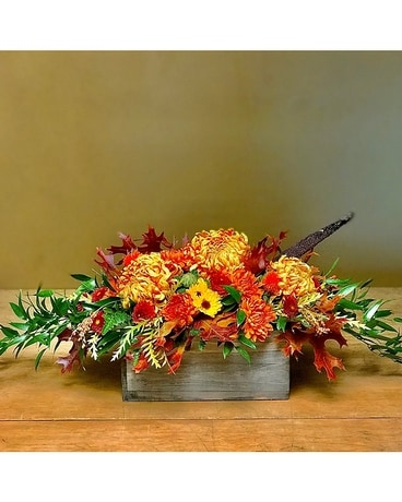 Fall Harvest Centerpiece Centerpiece