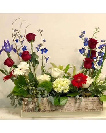 American Beauty Flower Arrangement