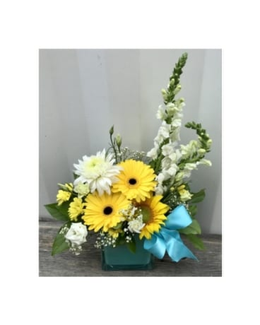 Sunny Days Flower Arrangement