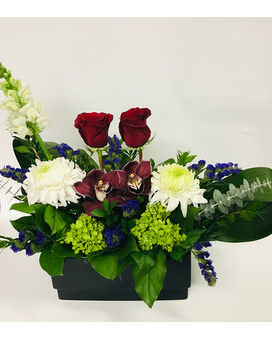 lavish love Flower Arrangement