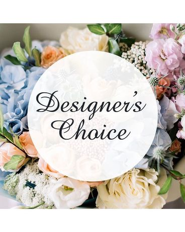 Just Because Designers Choice Flower Arrangement