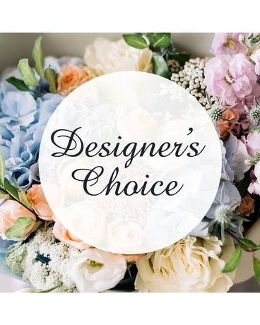 Get Well Designers Choice Flower Arrangement
