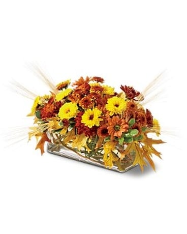Autumn Fields Flower Arrangement