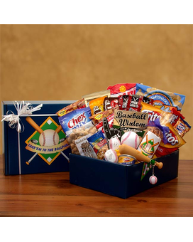 USA - Ballpark Baseball Gift Package