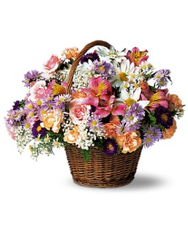 Country Days Flower Arrangement