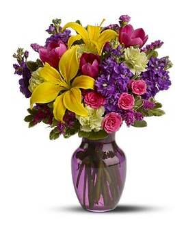 USA-6C11 - The Bright Stuff Flower Arrangement