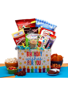 Birthday Celebration Gift Box Gift Basket