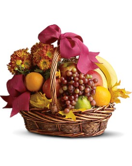 Fruits Of Autumn Gift Basket