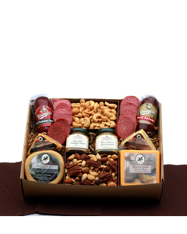 Savory Favorites Gift Box Gift Basket