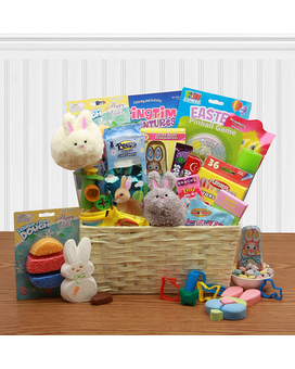 Easter Springtime Adventures Gift Basket